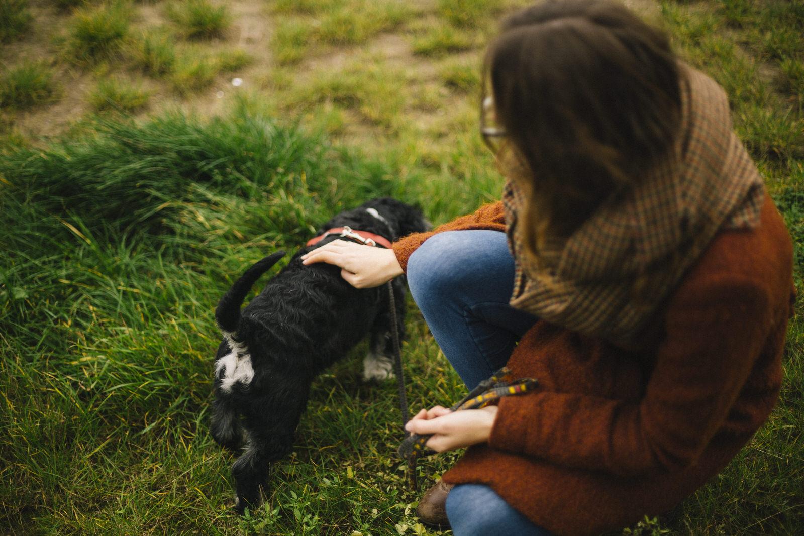 sesja z psem warszawa